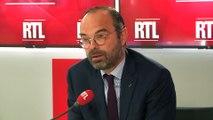"""17 novembre : Édouard Philippe se dit """"attentif mais """"pas inquiet"""""""