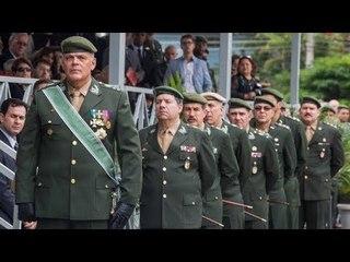 """General João Camilo vai comandar a Segurança em São Paulo. """"Tremei"""" PCC!"""