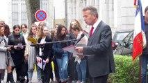 Cérémonie du souvenir à l'inspection d'académie des Hautes-Pyrénées