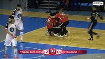 D1 Futsal, journée 7 : Tous les buts I FFF 2018-2019