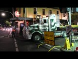 Traffic Management at King Street Melbourne – First Traffic