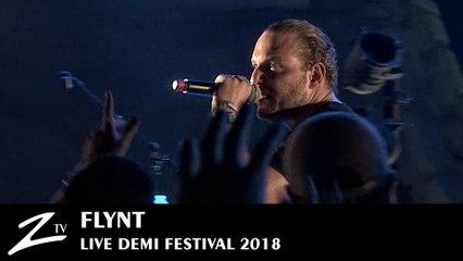 Flynt – Lutece & 1 pour la Plume – Demi Festival 2018 – Live HD