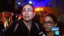 Bande de Gaza : les tensions montent entre Israéliens et Palestiniens après des échanges de roquettes