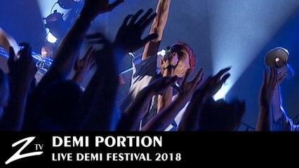 Demi Portion – La Sirène – Demi Festival 2018 – Live HD