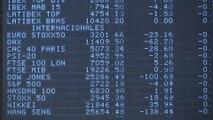 El Ibex 35 mantiene las pérdidas a media sesión y arriesga los 9.100 puntos