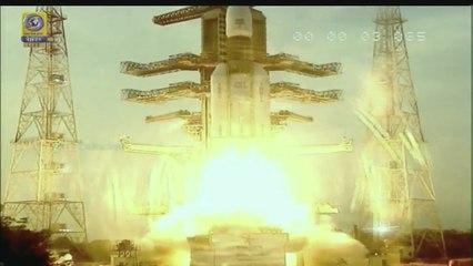 Launch of GSAT-29 on GSLV MkIII Rocket's Third Flight