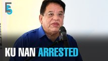 EVENING 5: Ku Nan arrested by MACC