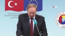 """Büyükelçi Berger: """"Türk Diplomasisi ile Terör Örgütleri Bölgeden Çekildi"""""""
