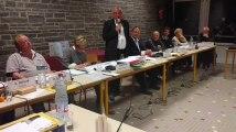 A Péruwelz, Daniel Westrade compte le nombre de conseils qu'il a présidés