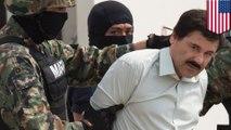 El Chapo trial begins amid heavy security
