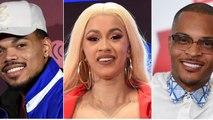 Cardi B, T.I, Y Chance The Rapper Serán Jueces En Un Programa De Rap Para Netflix