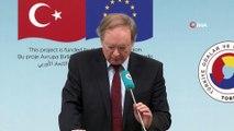 Büyükelçi Berger: 'Türk diplomasisi ile terör örgütleri bölgeden çekildi'