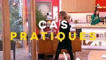 """Un chroniqueur de """"La Quotidienne"""" fait une chute en plein direct sur le plateau de l'émission de France 5 - Regardez"""