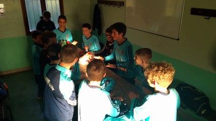 Victoire 11- 1 contre Canton Argueil pour les U13