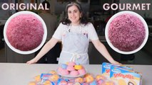 Pastry Chef Attempts to Make Gourmet Sno Balls