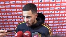 """Eden Hazard: """"Vous êtes difficiles, ce n'était pas si mal"""""""