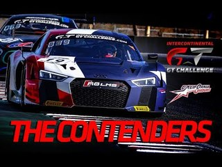 THE CONTENDERS - Intercontinental GT Challenge - 2018 California 8 Hours