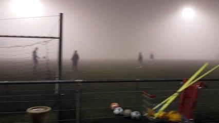 Le brouillard pour les seniors C et U19