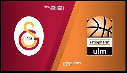 7Days EuroCup Highlights Regular Season, Round 7: Galatasaray 77-69 Ulm