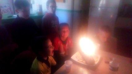 L'anniversaire de Lino