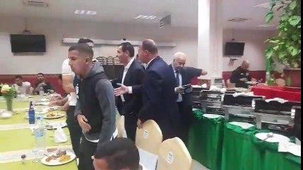 Le MJS rend visite aux Verts au CTN de Sidi Moussa