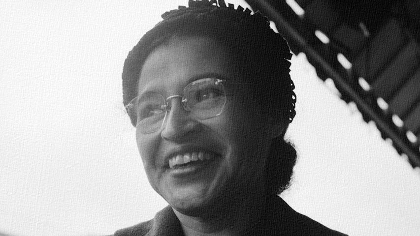 Rosa Parks, Civil Rights Activist