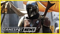 Star Wars: TV Show The Mandalorian Casts Game Of Thrones' Actor Pedro Pascal - GameSpot Universe New
