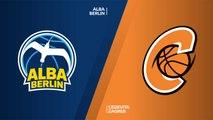 ALBA Berlin - Cedevita Zagreb Highlights | 7DAYS EuroCup, RS Round 7