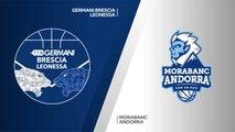 Germani Brescia Leonessa - MoraBanc Andorra Highlights   7DAYS EuroCup, RS Round 7
