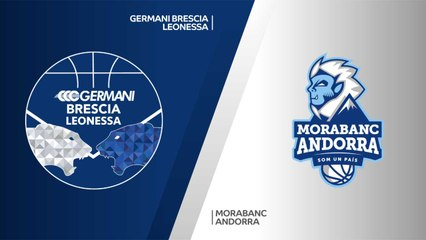 7Days EuroCup Highlights Regular Season, Round 7: Brescia 73-79 MoraBanc