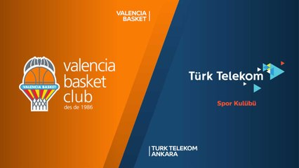 7Days EuroCup Highlights Regular Season, Round 7: Valencia 101-83 Turk Telekom