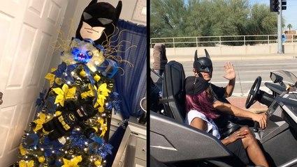 Wait A Minute, Is That... Batman?!