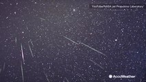 A weekend of shooting stars: Catch the peak of the Leonids