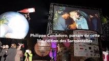 Déblocage du beaujolais nouveau 2018 à Beaujeu, capitale historique du Beaujolais