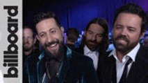 Old Dominion React to Winning Vocal Group of the Year at 2018 CMA Awards | Billboard