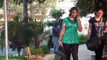 Monkey Scare Prank With Pretty Girls  - Pranks In India _ 2018  Pranks