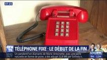 Pourquoi certaines lignes de téléphones fixes vont disparaître ☎