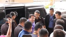 Ku Nan arrives in court to face graft charges