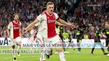 Matthijs de Ligt, 19 ans et prodige de l'Ajax : pourquoi les plus grands se l'arrachent