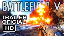 BATTLEFIELD V [Trailer ESPAÑOL ] (2018) ¡Ya Disponible! PS4 / XBOX/ PC