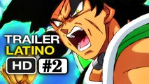 DRAGON BALL SUPER Broly | Trailer #2 Español LATINO (HD) Enero 2019