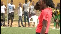 Football: Stage CAN féminine Ghana 2018, gros plan sur l'arbitre Akoua Kossonou