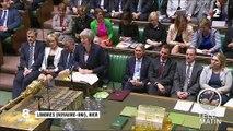 Theresa May a désormais le feu vert sur son projet de Brexit