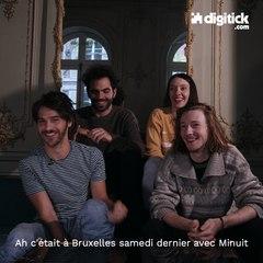 L'interview live de Minuit (version courte)