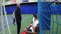 FFT - Interclubs 2018 - Contre le Tennis Club de Paris, le Stade Toulousain a eu du coeur !