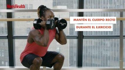Mejora tus músculos en 30 minutos: Parte 2