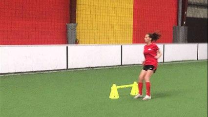 YONA OUAZENE - U18 - ASPTG ÉLITE FOOTBALL - FIVE PERPIGNAN - 15.11.2018 - V4