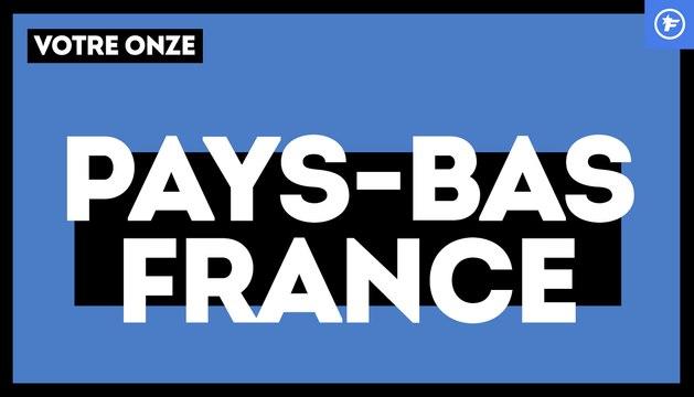 Équipe de France : voici votre onze pour affronter les Pays-Bas