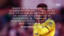 Olivier Giroud évoque le tabou de l'homosexualité dans le football