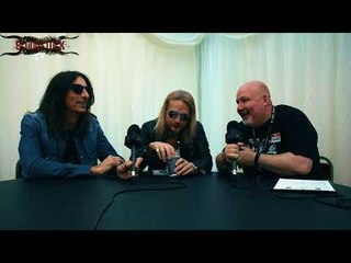 Judas Priest Interview - Bloodstock TV 2018